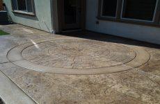 Stamped Concrete Driveway Contractor La Jolla, Decorative Concrete La Jolla
