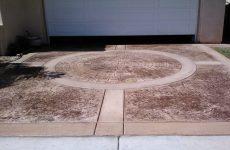 Stamped Driveway Concrete Contractor La Jolla, Decorative Concrete Company La Jolla Ca