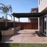 Stamped Patio Concrete Contractor La Jolla, Decorative Concrete Patio Contractors